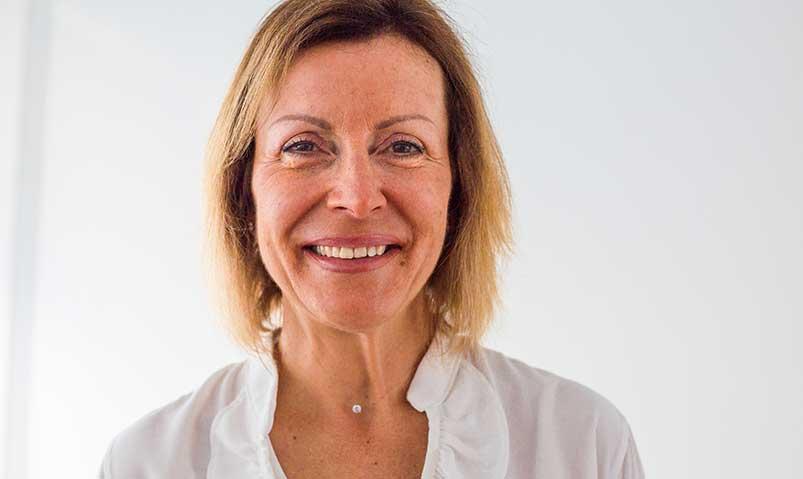 Odile Cazier, fondatrice du centre Sublima, Lille